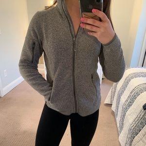 L.L. Bean Zip-up Sweatshirt
